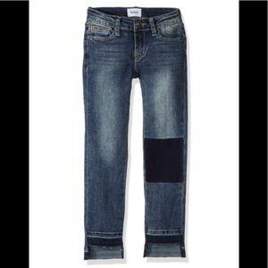 Hudson Jean High Lo Skinny Jean